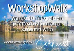 WOrkshop fotograferen Den Haag