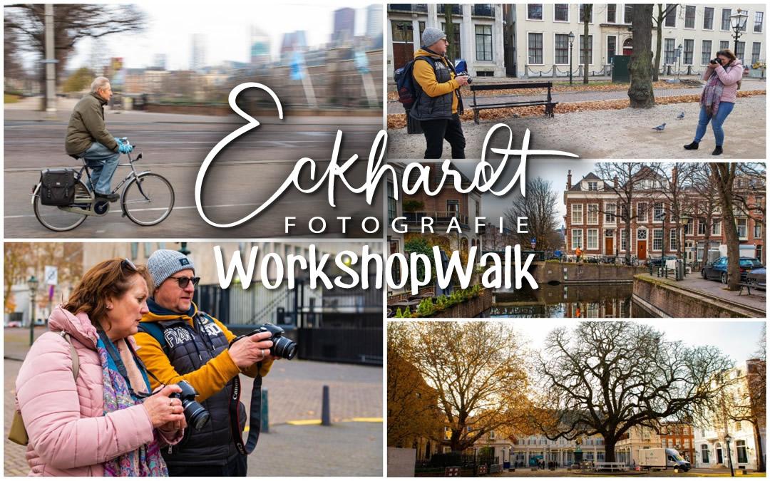 De WorkshopWalk van Eckhardt Fotografie