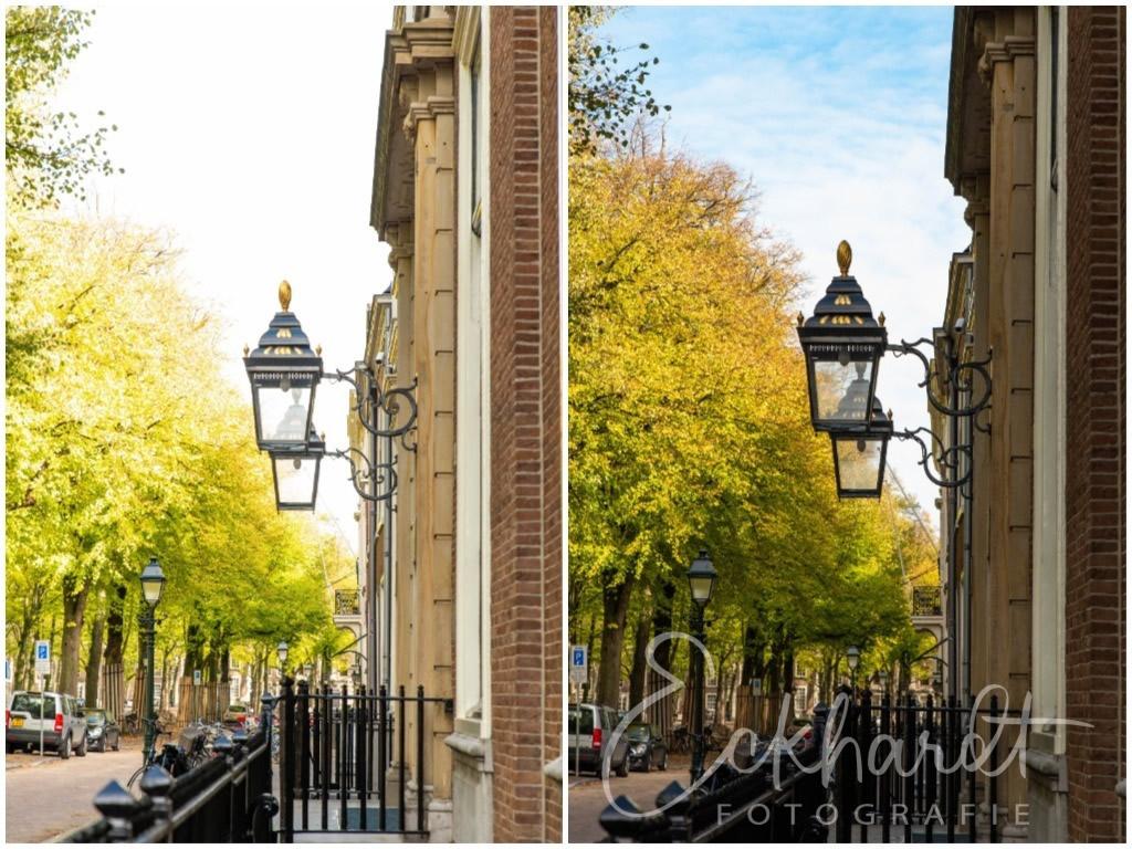 wandelend leren fotograferen in Den Haag