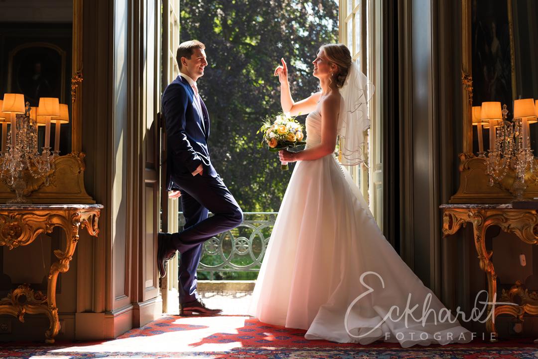Vincent en Sasja 1 jaar getrouwd!