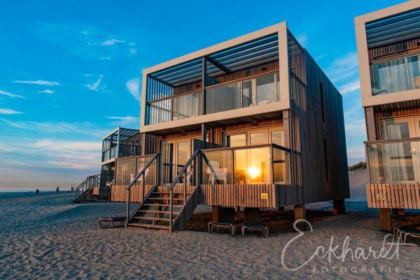 Beach villa Hoek van Holland