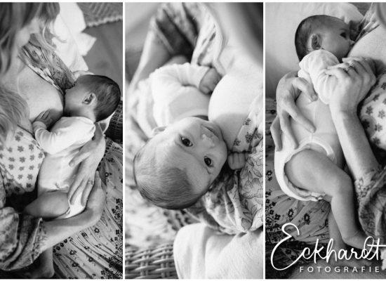 Leg de eerste periode van je baby goed vast