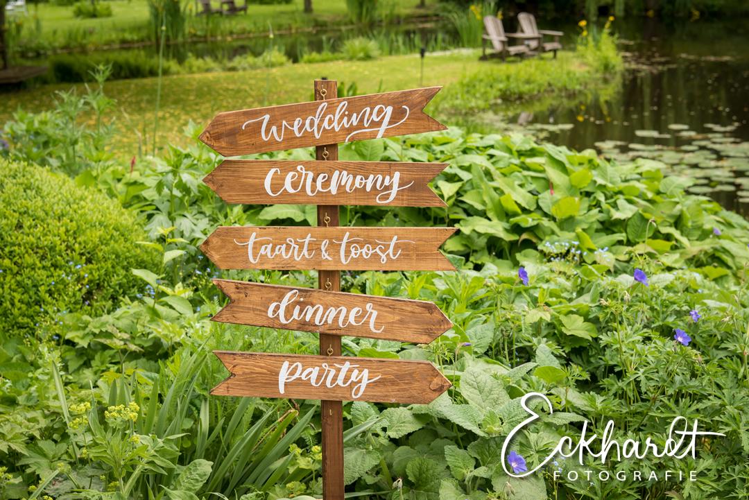 Het bruidsseizoen gaat weer bijna beginnen