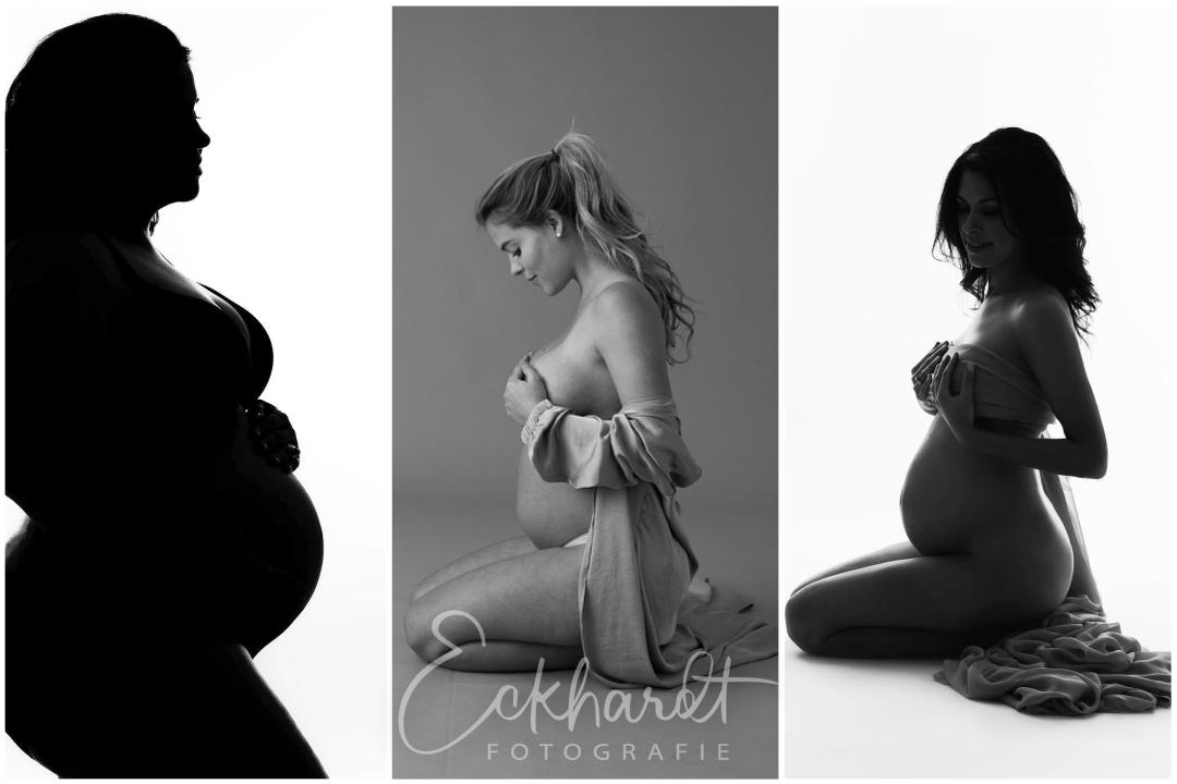 Zwangerschapsfotografie weer erg in trek