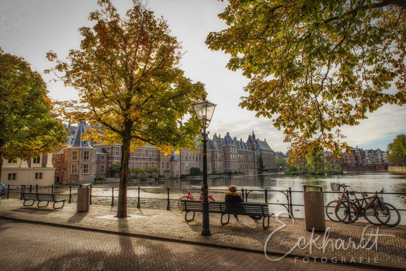 Den Haag is nu een stad zonder toeristen